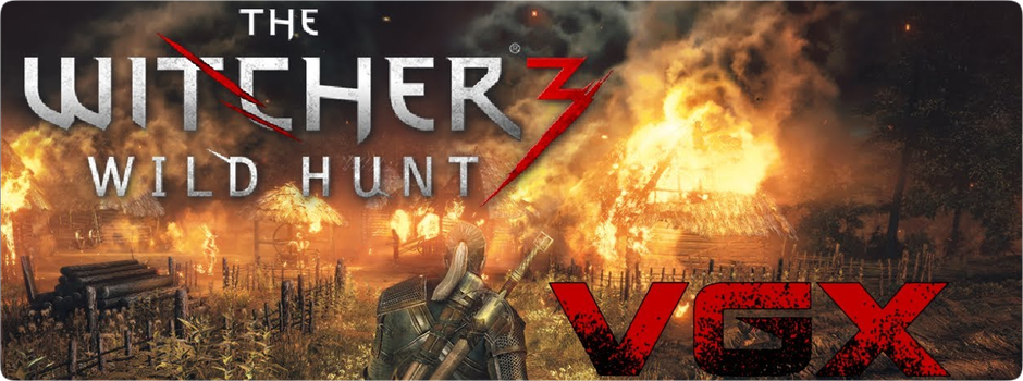 The Witcher 3 Spike VGX World Premiere Trailer